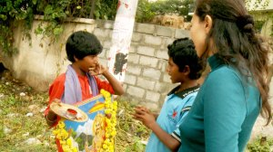 marappa with begging boy
